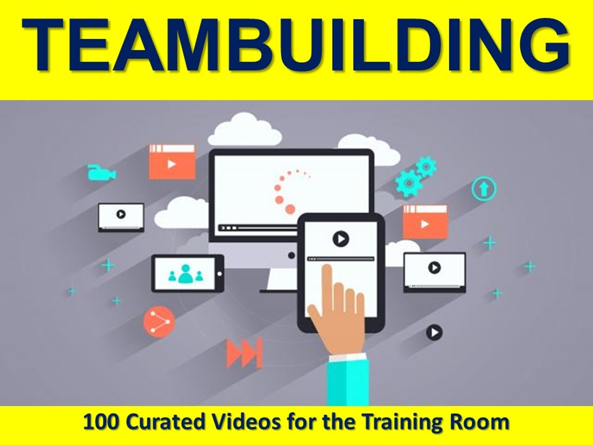 100 Curated Videos: Teambuilding - Slide 1++