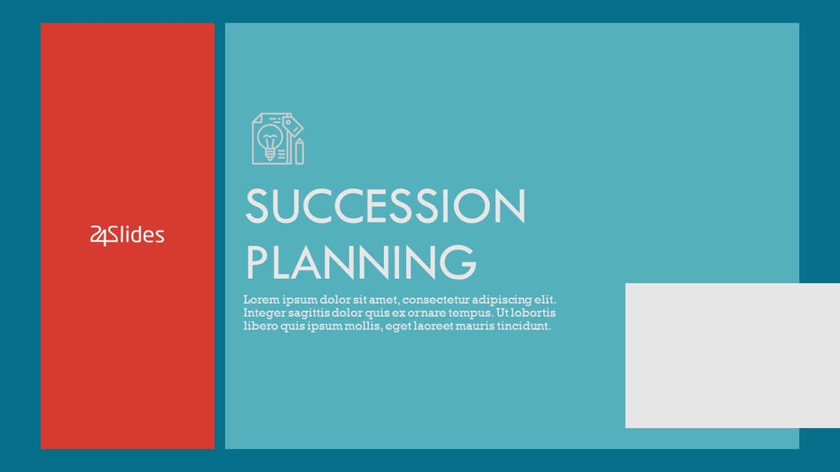 Corporate Succession Planning - Slide 1++
