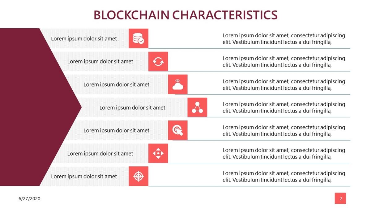 Block Chain Data - Slide 2++