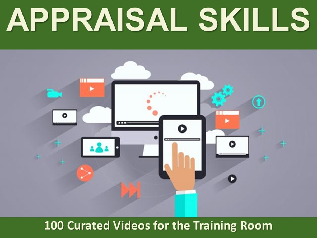 The 100 Curated Videos Series: Appraisal Skills - Slide 1++