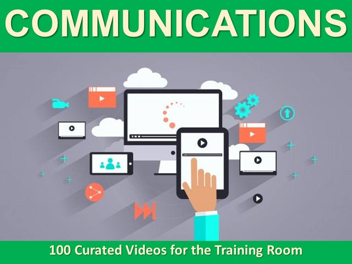 100 Curated Videos: Communications - Slide 1++
