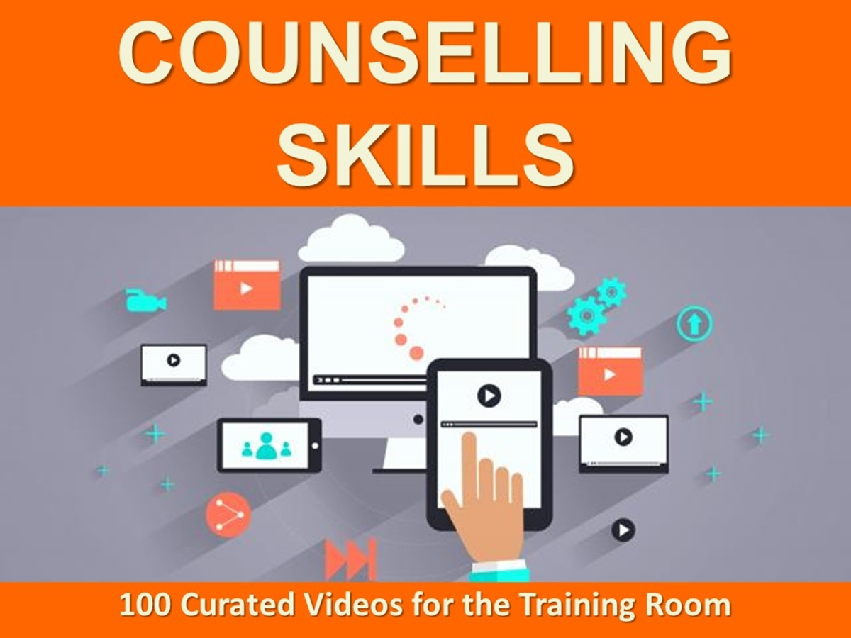 100 Curated Videos: Counselling Skills - Slide 1++