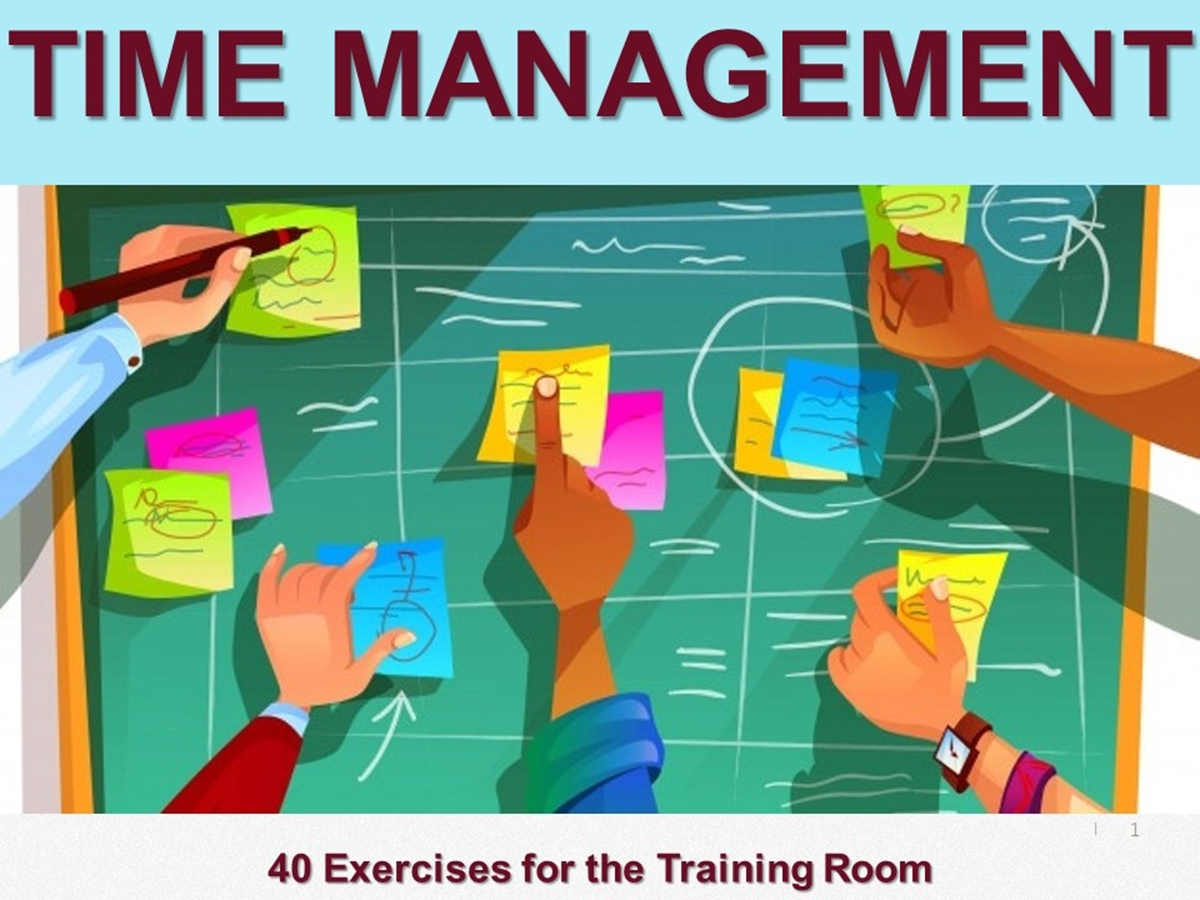 Group Exercises: Time Management - Slide 1++