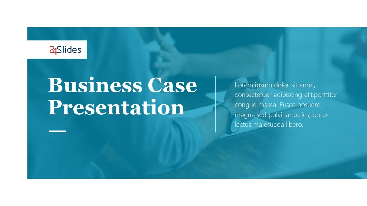 Complete Business Case - Slide 1++