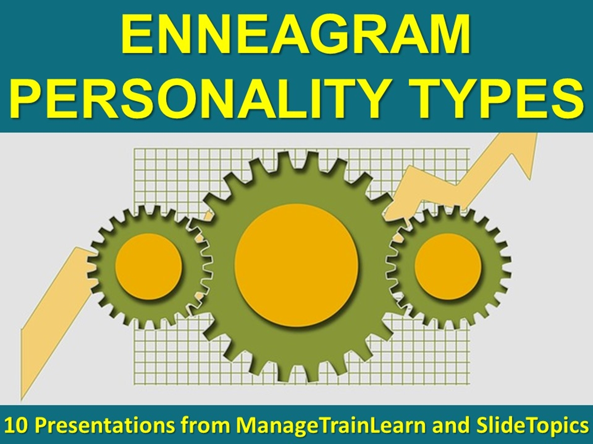 The 10 Course Presentations Series: Enneagram Personality Types - Slide 1++
