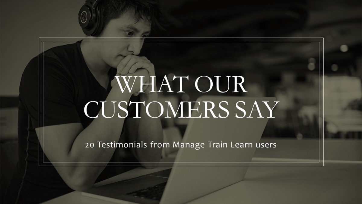 02. What Our Customers Say - Slide 1++