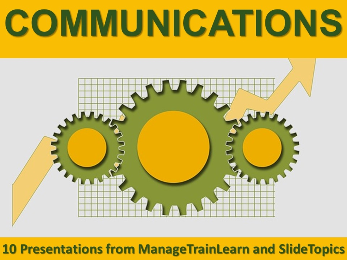 The 10 Course Presentations Series: Communications - Slide 1++