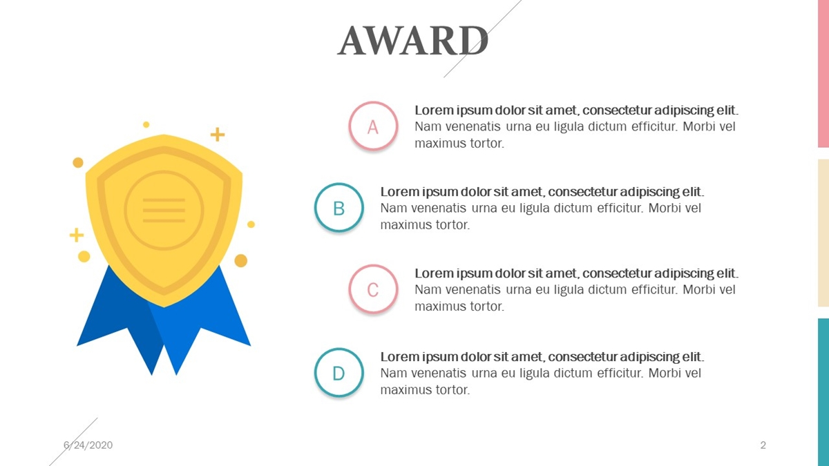 Awards - Slide 2++