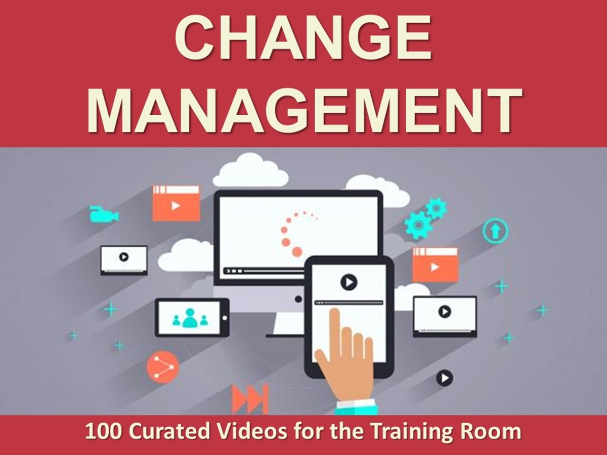 The 100 Curated Videos Series: Change Management - Slide 1++