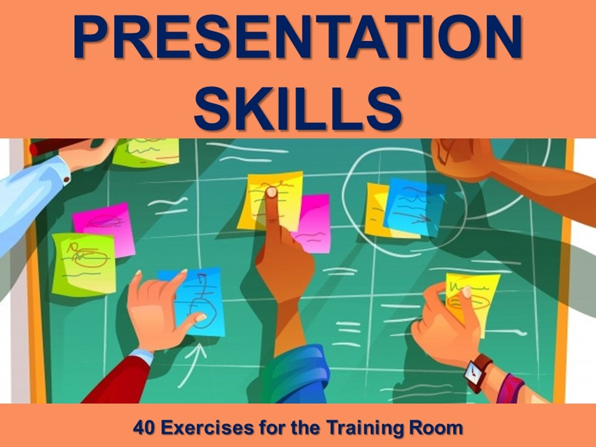 40 Course Exercises: Presentation Skills - Slide 1++